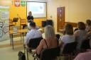 Gminne spotkanie informacyjne powiat dąbrowski 12