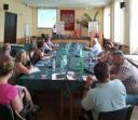 Gminne spotkanie informacyjne powiat dąbrowski 9