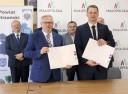 Porozumienie z powiatem tatrzańskim oraz Burmistrzami i Wójtami.