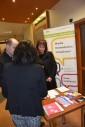 Stoisko na konferencji w Dąbrowie Tarnowskiej