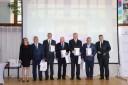 """Gala """"Rozwiń swoją gminę"""" - rozstrzygnięcie plebiscytu """"Edukacyjna Gmina Małopolski 2018"""" w Tomaszowicach, 03.10.2018 r."""