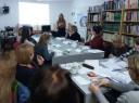 """Warsztaty """"Odkryj swój potencjał"""" w Bibliotece Pedagogicznej w Gorlicach"""