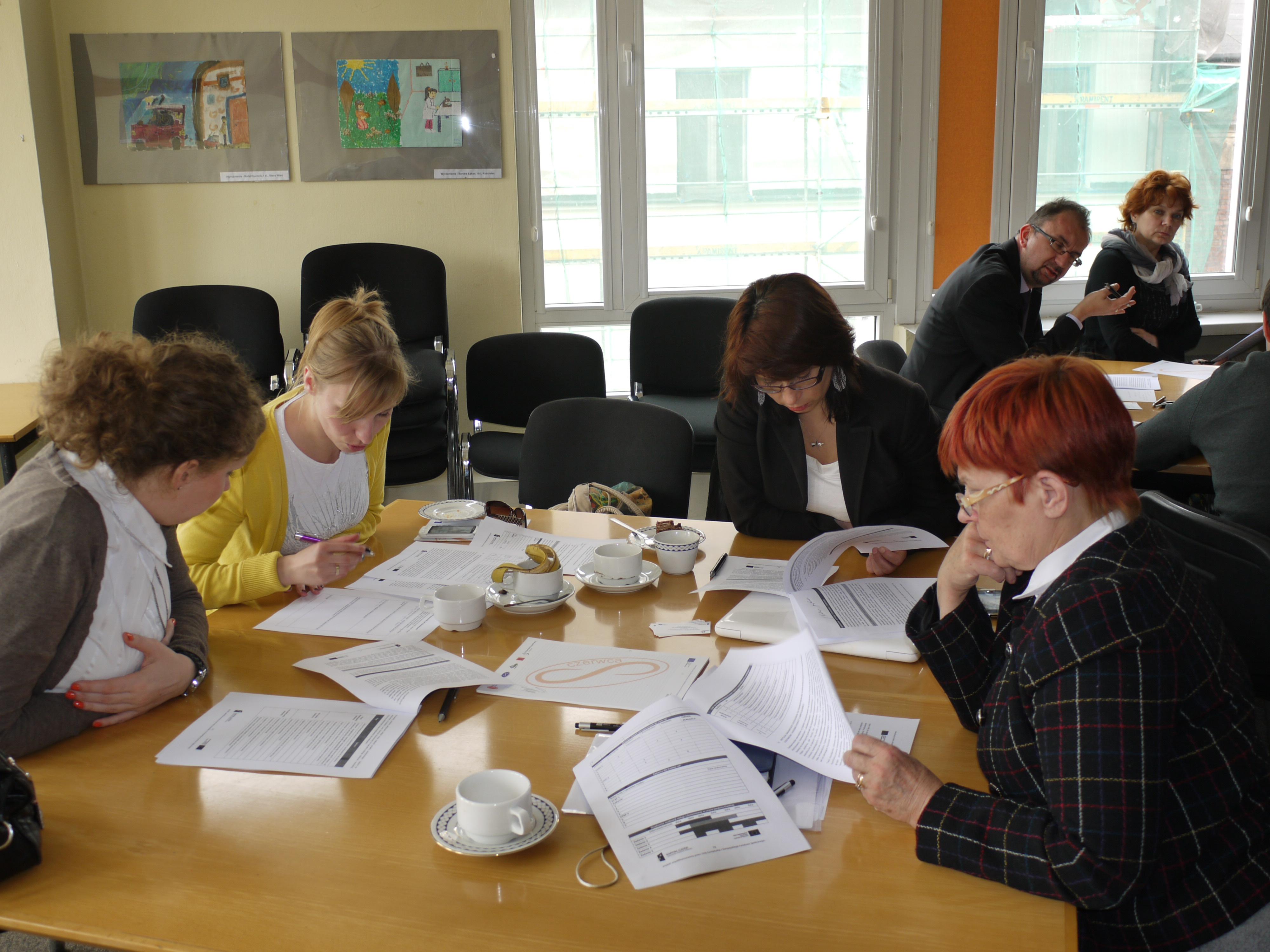 Spotkanie członków Małopolskiego Partnerstwa na rzecz Kształcenia Ustawicznego